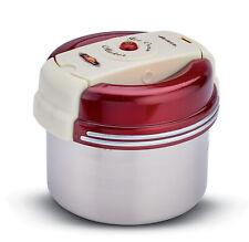 Ariete gelatiera Frozen Ice Cream cordless fino ad 1kg gelato batteria litio 10W