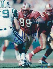 Brenston Buckner San Francisco 49ers Signed 8x10 Photo