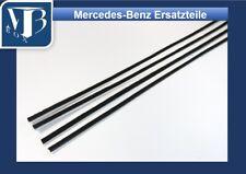 T304/ Mercedes W121 190SL Satz 4-St. Türschaschtabdichtung, Abstreifborsten