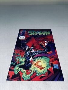 Spawn #1 (1992) Key 1st Issue Todd McFarlane Image Comics VF/NM First Print