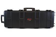 More details for nuprol large hard rifle case - black (pnp)