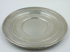 "VINTAGE NEWPORT STERLING ""165281"" FRUIT BOWL 8.25"" DISH"