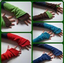 Elven Wrist Warmers...one Size. Faery, Pixie, Steampunk, Gypsy, Psy, Boho