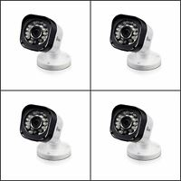 Swann SRPRO-T835WB4 720p HD CCTV Bullet Security CCTV Camera PACK of 4