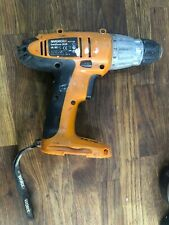 Black and Decker WORX WX14DD Cordless Drill / Driver 14.4v  - Bare Unit Only
