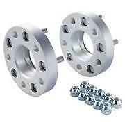 Ford Fiesta ST Hubcentric 25mm wheel spacers Bolt On Type 4x108 PCD 63.4CB