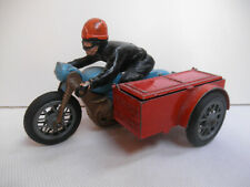 """Moto side-car """"Express Delivery"""" BUDGIE TOYS"""