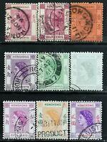 1882-1954 > HONG KONG > Queen Victoria & Queen Elizabeth II > Used,CV48.93.