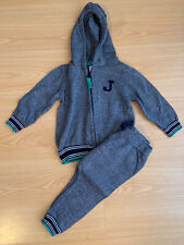 JASPER CONRAN Boys Tracksuit / Jogger Set 6-9 months Grey
