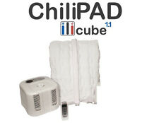 Never again sleep too cold in your Full bed w CHILIPAD™ Cube 1.1