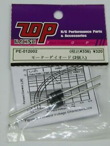 Top Racing Schottky Diode (2pcs) For Brushed Motor - PE-012002