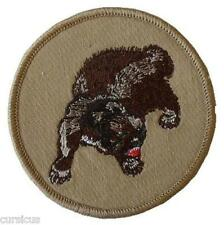 LATVIA.LATVIAN ARMY 2nd INFANTRY BN B COY SUBDUED PATCH. FREE SHIPPING