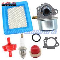 Carburetor For 799868,498170,497586,498254 Air Filter 4915885 Primer Bulb 498170