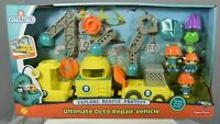 Brand New Boxed Fisher Price Octonauts Ultimate Octo Repair Vehicle Playset Toy