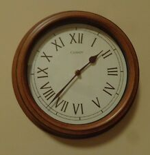 "Chaney Wall Clock~12"" Diameter"