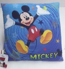 """Cuscino arredo Michey Mause """" Topolino"""" Disney originale 40x40 cm. A891"""