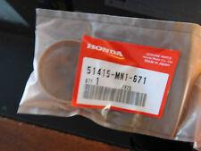 NOS Honda OEM BUSH SLIDER CR125R CR250R CR480R CR500R XR600R XR650 51415-MN1-671