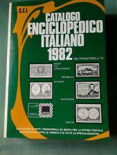 Catalogo enciclopedico italiano 1982