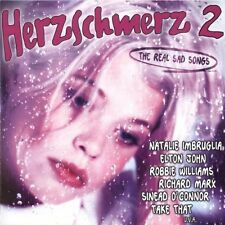 Herzschmerz 2-The real sad Songs (1998) Sinead O'Connor, Robbie William.. [2 CD]