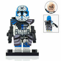 Custom Lego Star Wars minifigure Trooper Clone ARC Trooper Jesse