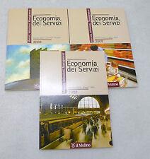 ECONOMIA DEI SERVIZI 2008.Mercati,Istituzioni,Management,Mulino[Rivista,annata