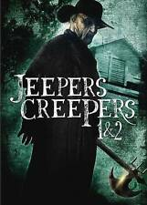Jeepers Creepers 1 & 2 New DVD! Ships Fast!