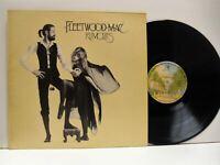 FLEETWOOD MAC rumours (1st uk pressing, textured sleeve) LP EX/EX, K56344 vinyl,