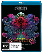 Dagon H.P. Lovecraft (Blu-Ray) (Beyond Genres Vol. 3) [All Regions] NEW/SEALED