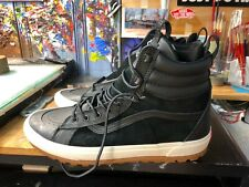 Vans Sk8-Hi Boot MTE DX  Black/Marshmallow Size US 9.5 Men's VN0A3ZCFI28 New