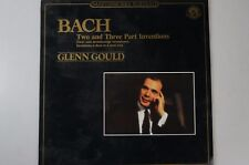 Bach Two and Three Part Inventions Glenn Gould CBS 60254 LP6