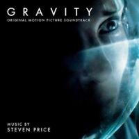 GRAVITY - ORIGINAL MOTION PICTURE SOUNDTRACK - MUSIC BY STEVEN PRICE - CD - NEU