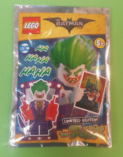 Lego ® Batman ™ The Joker como Limited Edition minifiguras Lego Movie nuevo & OVP