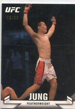 2013 TOPPS UFC KNOCK OUT BLUE PARALLEL SP #/88 KOREAN ZOMBIE CHAN SUNG JUNG #35