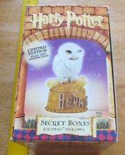 Hedwig the Owl Department 56 LE Secret Box MIB Harry Potter