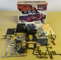 MPC 0424 CHEVY SUPER DUALIE 6WD PICKUP 1/25 Model Car Mountain KIT 1979 VTG rare
