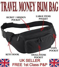 LTG Bum Bag Belt Waist Purse Pouch Hip Fanny Pack Sports Festival Holiday Travel