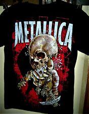 Metallica Pre Worn T-Shirt Fixxxer Size Small James Hetfiel Kurt Hammit Cool