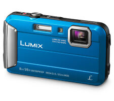 Panasonic DMC-FT30 Blue Tough Waterproof Camera