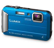 Panasonic DMC-FT30 Blue Tough Waterproof Camera