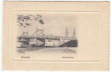 Normalformat Ansichtskarten aus Baden-Württemberg mit dem Thema Brücke