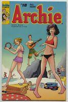 Archie 10 C 2nd Series 2016 VF Sandy Jarrell Bikini Swimsuit Betty Veronica