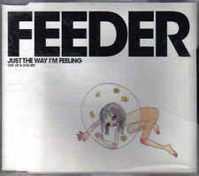 Feeder- Just the Way im Feeling cd maxi single sealed