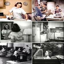 Gender Roles Sexist Sexism Young Mans Fancy Vintage 1940s To 50s  Films DVD