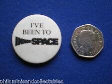 Inner Space  Promotional pin badge  Warner Bros.Films 1987