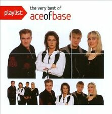 ACE OF BASE - Playlist: Very Best Of Ace Of Base - CD - *NEW FACTORY SEALED*