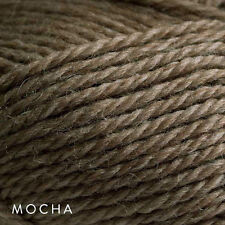 10 x 50g Balls - Patons Jet 12ply Wool-Alpaca - Mocha #831 - $62.50 A Bargain
