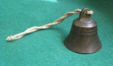 Vintage Small Cast Bronze Bell