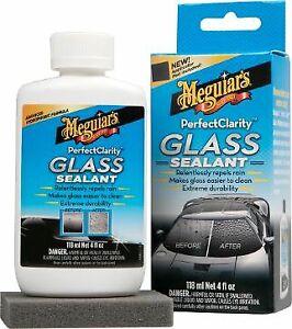 Meguiar's Perfect Clarity Glass Sealant | 118 ml | Auto Glasversiegelung