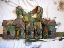 genuine ISSUE british army sas UK DPM IRR NI PLCE CHEST WEBBING RIG HARNESS mint
