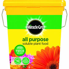 Miracle Gro All Purpose Water Soluble Plant Food Tub 2 kg Growth Fertilizer